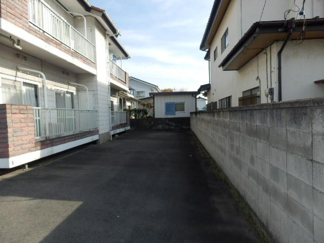 コーポ坂本 101号室の庭