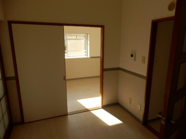 鶴辺ハイツ 101号室のロビー