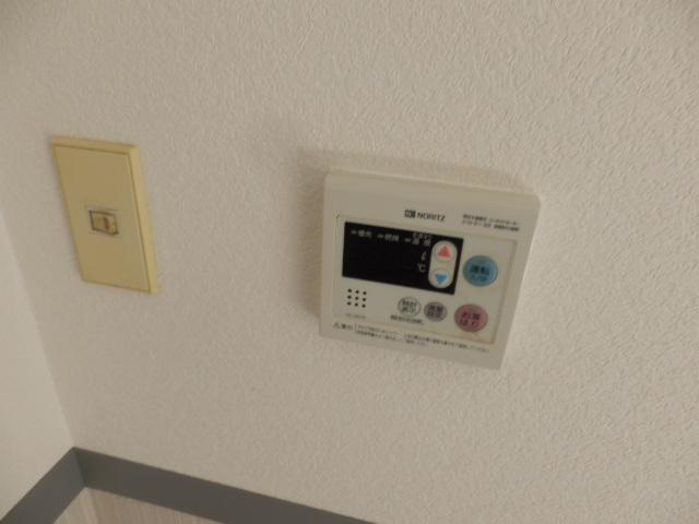 鶴辺ハイツ 101号室のセキュリティ