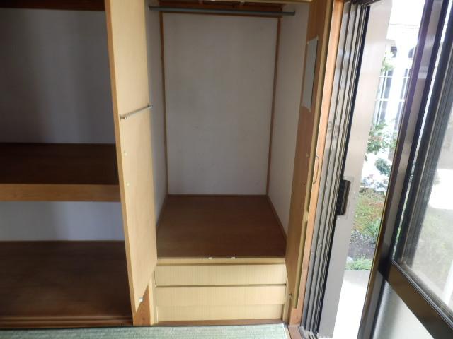 高関町貸家の設備