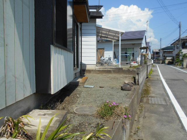 金田住宅の景色