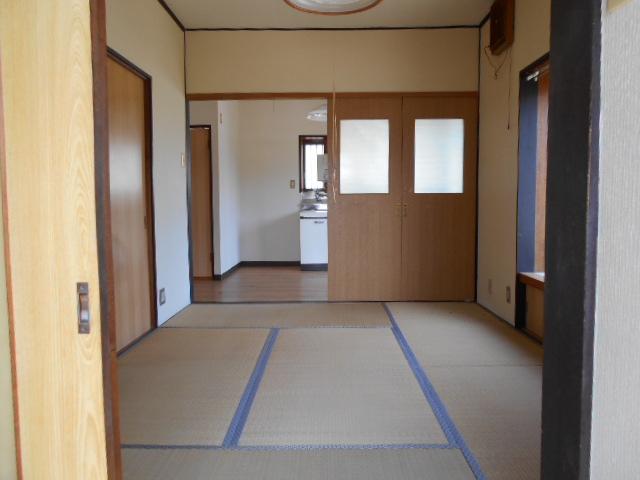 金田住宅の居室