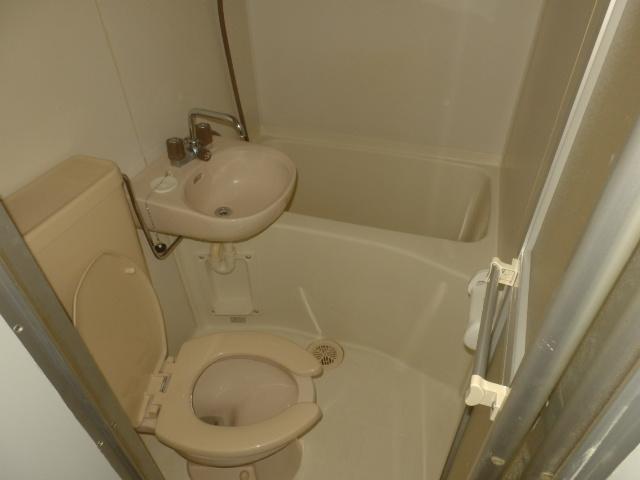 アドニスASコーポ 205号室の風呂