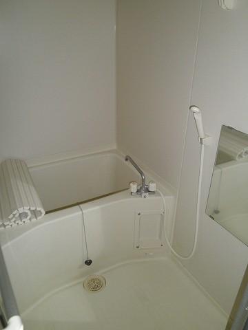 スカイパレス山之手 404号室の風呂