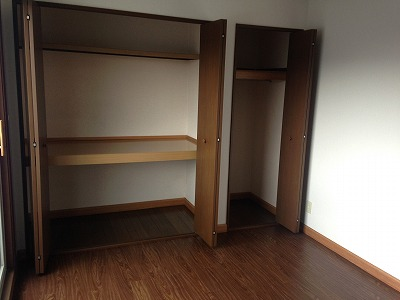 アーバンソフィア 206号室の収納