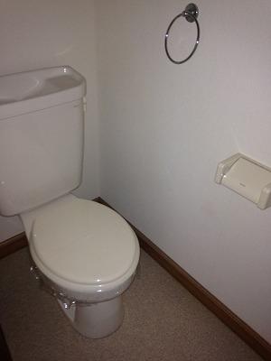 アーバンソフィア 206号室のトイレ