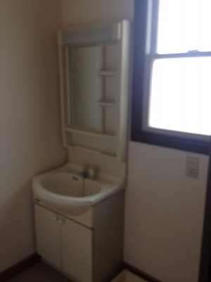 アーバンソフィア 206号室の洗面所