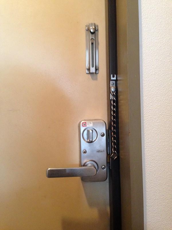 ルック神田 403号室のセキュリティ