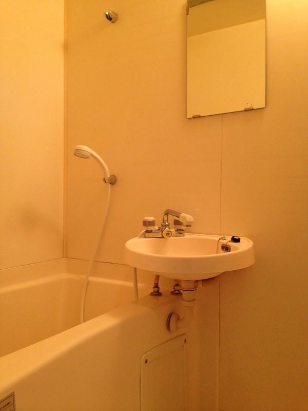 ルック神田 403号室の風呂