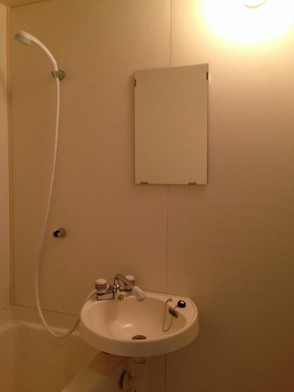 ルック神田 403号室の洗面所