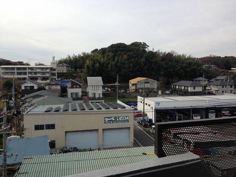 ルック神田 403号室の景色