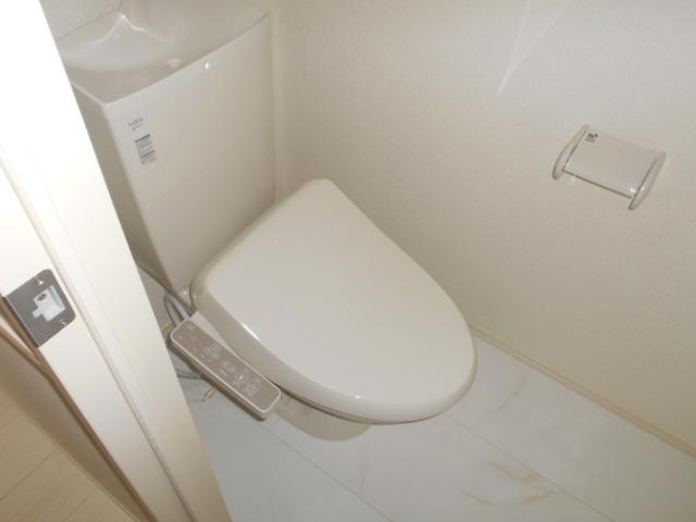 花月のトイレ