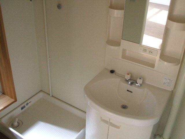 コーポ志字 302号室の洗面所