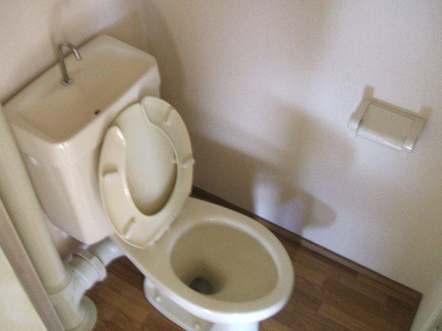 コーポ志字 302号室のトイレ