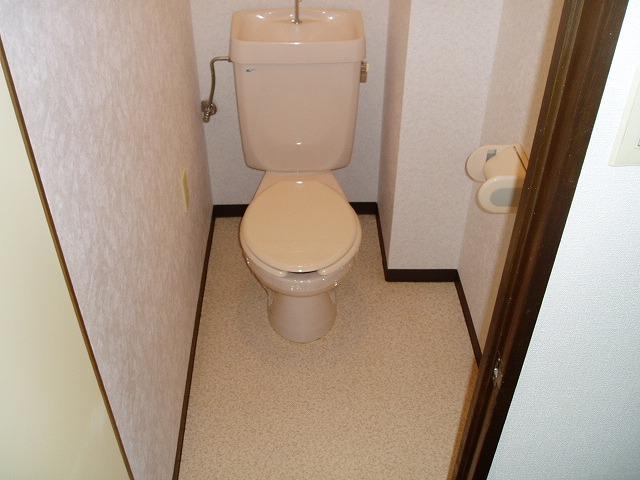 ジュネス神谷 402号室のトイレ