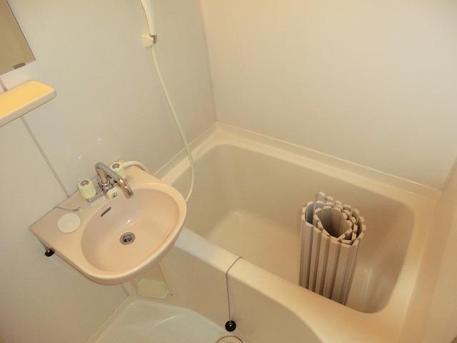 コーポ第2キャロット 102号室の風呂