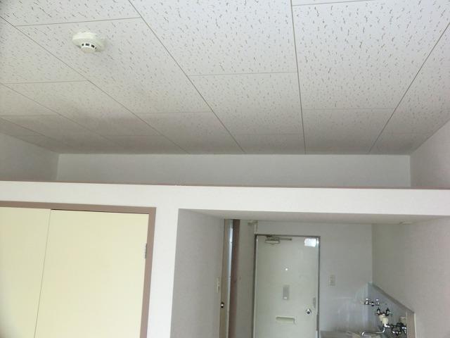 アンフィニいぶき 202号室の収納