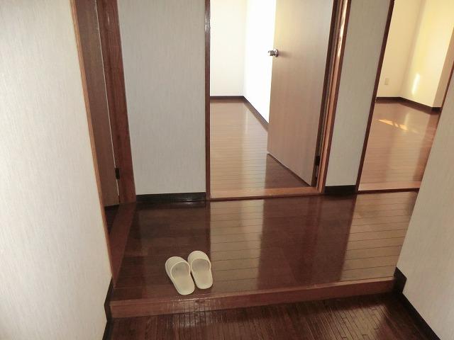 ハマイカリ今池 202号室の玄関