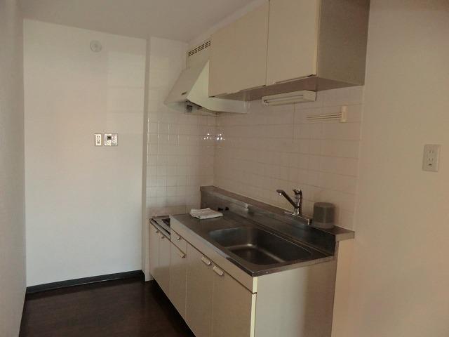 ハマイカリ今池 202号室のキッチン