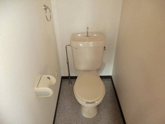 ハマイカリ今池 202号室のトイレ