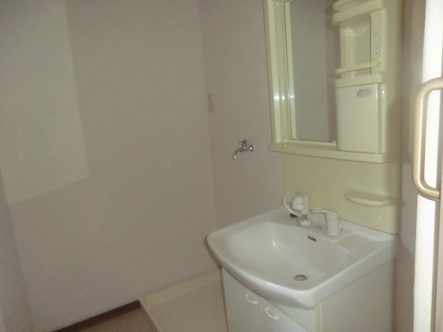 タウニー新安城B 201号室の洗面所