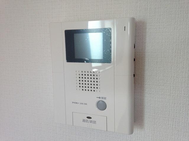 サニーウェル 206号室のセキュリティ