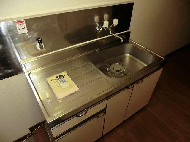 メゾンマルイシ 201号室のキッチン