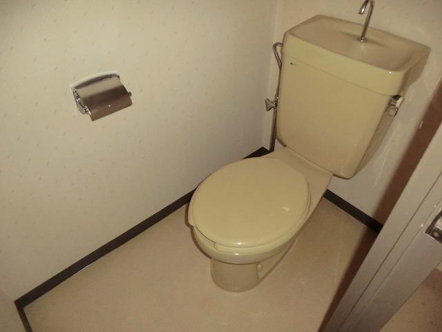 210ルミエール 314号室のトイレ