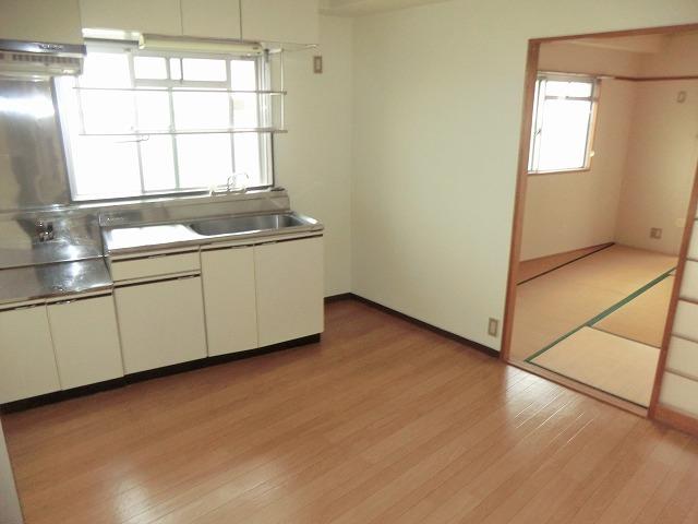 210ルミエール 314号室のリビング