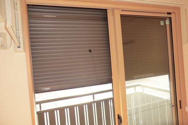 クレールアヴニール B 207号室のセキュリティ