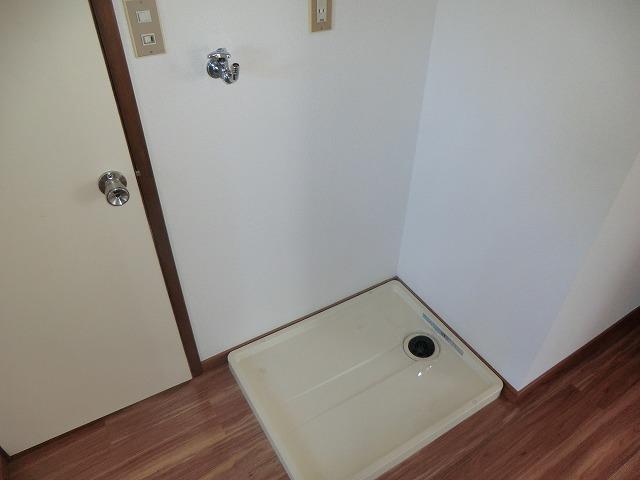 タウニーK 106号室の洗面所