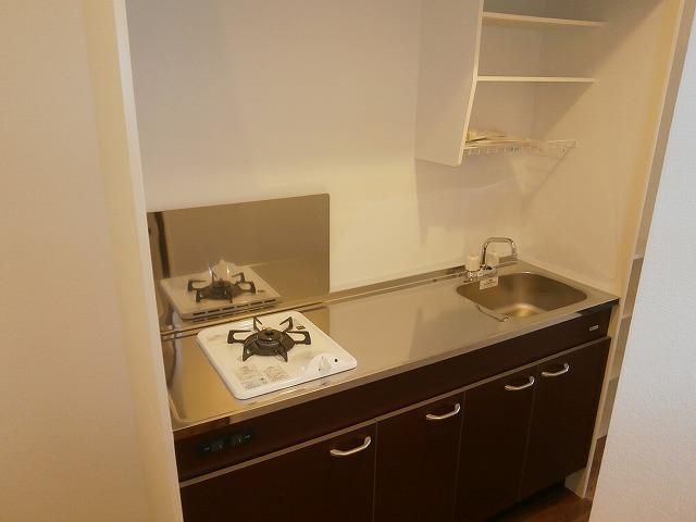 Kビル三河安城本町 502号室のキッチン