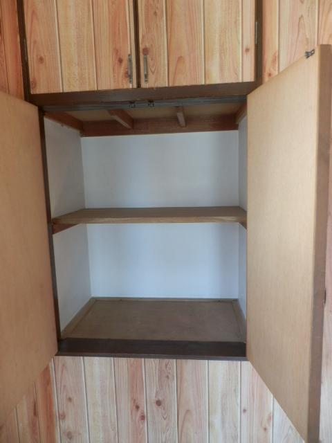 第3栄屋コーポ 201号室の収納