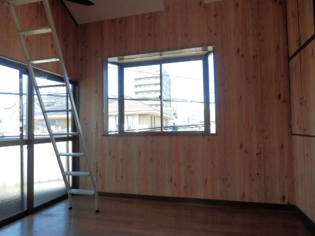 第3栄屋コーポ 201号室の景色