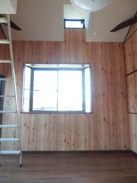 第3栄屋コーポ 201号室のリビング