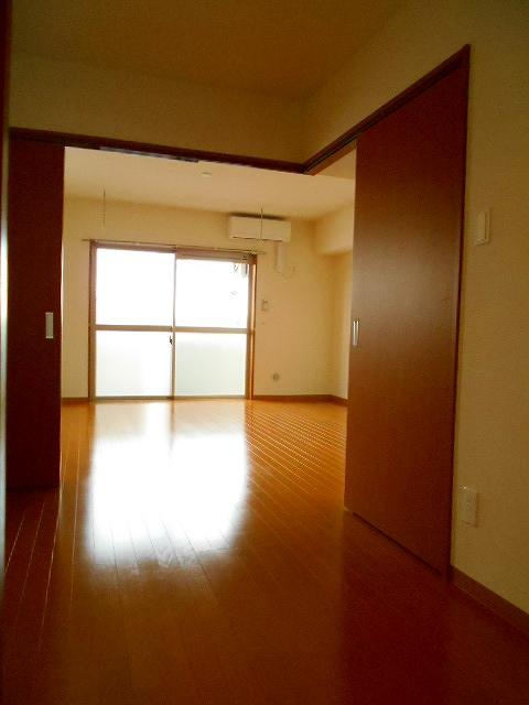 アリエッタ 301号室のベッドルーム
