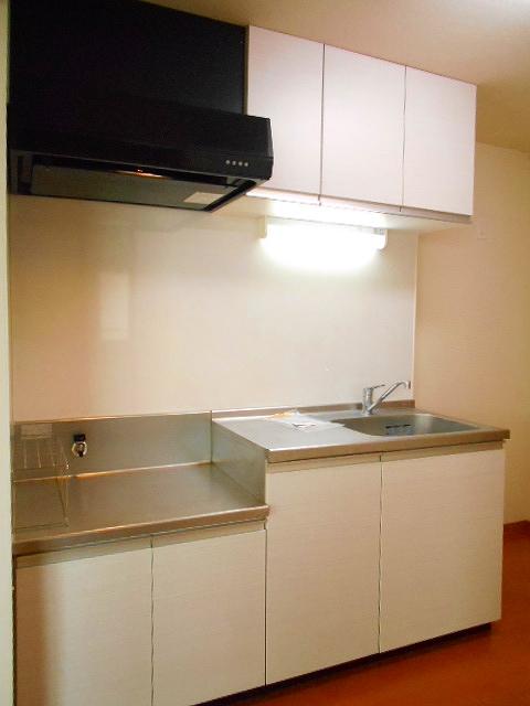 アリエッタ 301号室のキッチン