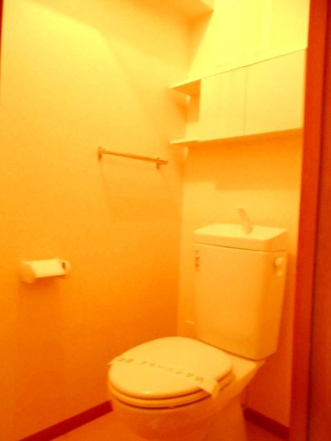 アリエッタ 301号室のトイレ