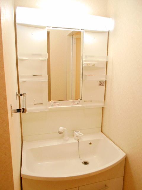 アリエッタ 301号室の洗面所