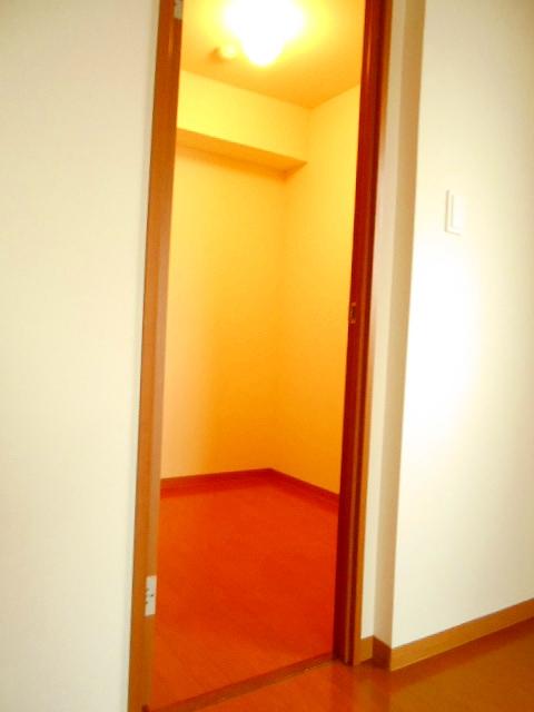 アリエッタ 301号室の収納