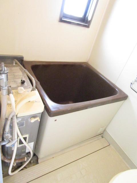 NT三山ハイム 103号室の風呂