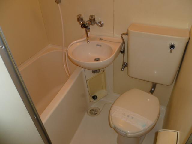 レイクサイドヒル 102号室の風呂