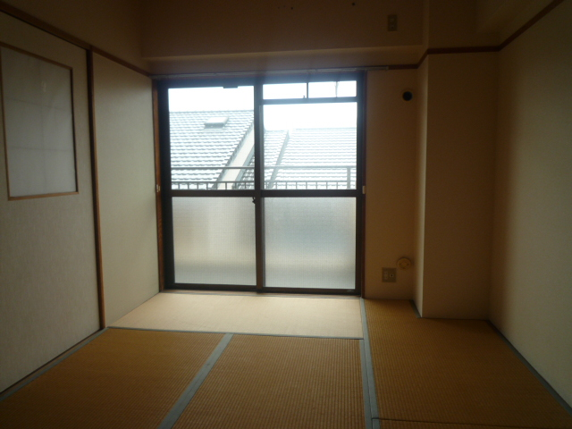 コバヤシミルクハウス 3A号室の景色