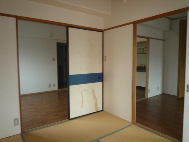 コバヤシミルクハウス 3A号室の居室