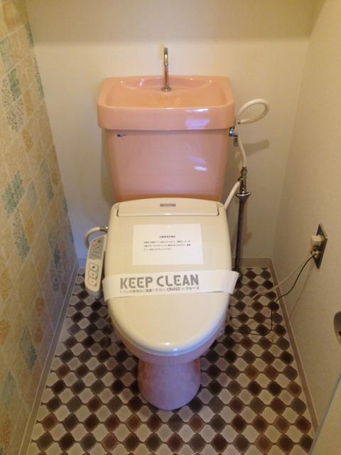 メゾンノーブル 303号室のトイレ