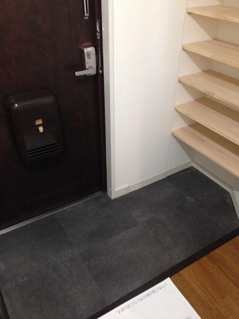 メゾンノーブル 303号室の玄関