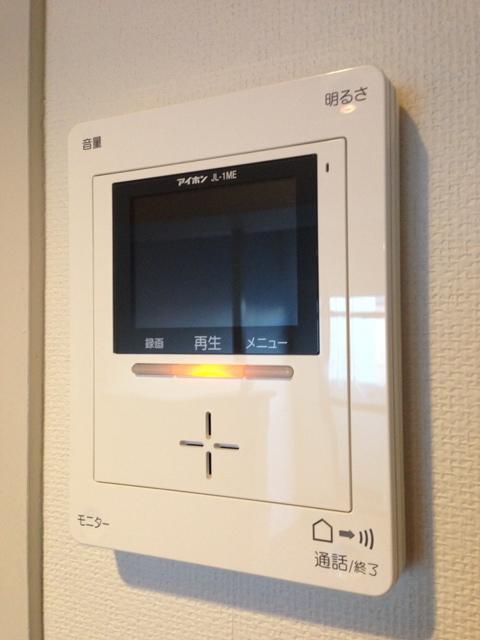 メゾンノーブル 303号室のセキュリティ
