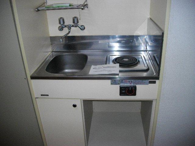 メゾンノーブル 303号室のキッチン