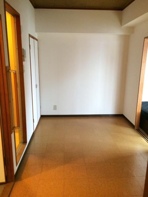 メゾンノーブル 606号室のベッドルーム