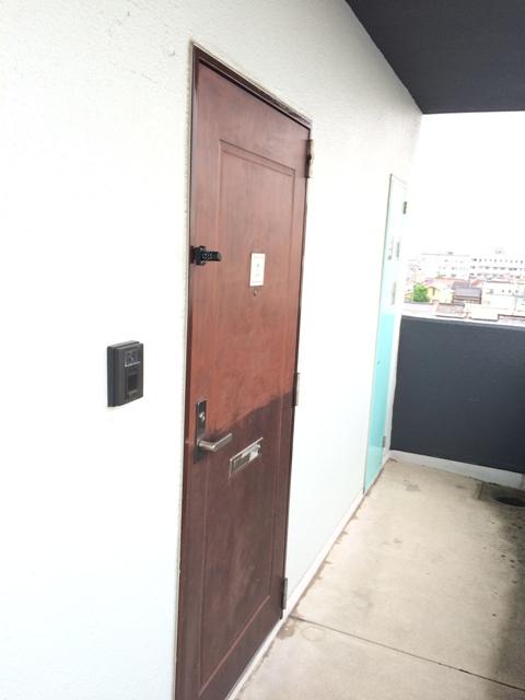 メゾンノーブル 606号室のロビー